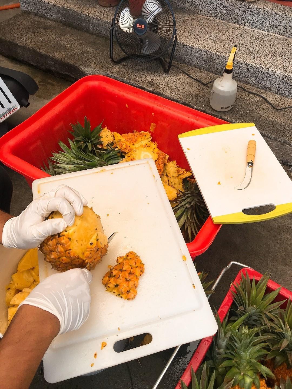 盛夏特產:古早味的鳳梨豆醬
