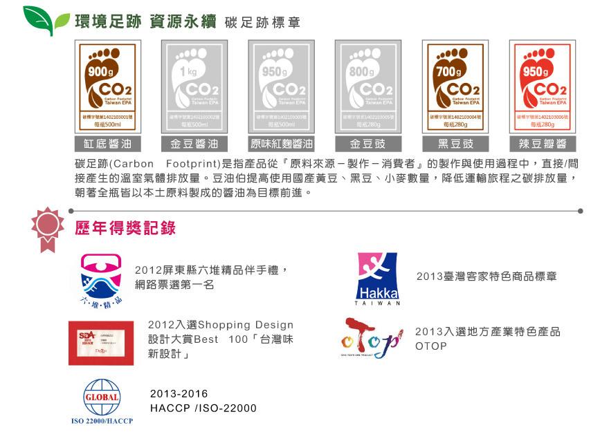養生紅麴甘田醬香6件組贈復古袋2入(巿價200)